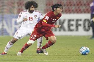 Chiêm ngưỡng siêu phẩm của Tuấn Anh vào lưới U23 UAE