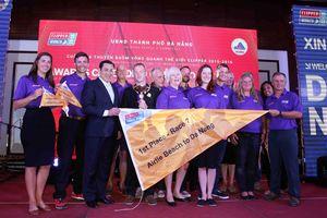 Lễ trao giải chặng đua 'Đà Nẵng - Khám phá mới của châu Á'