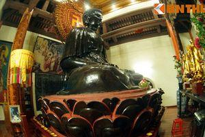 Ngắm pho tượng Phật khổng lồ đặc biệt nhất Hà Nội