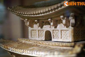 Nét tinh xảo đáng kinh ngạc của tòa tháp cổ thời Lý