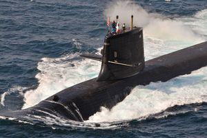 Cận cảnh chiếc tàu ngầm Soryu thứ 7 của Nhật Bản