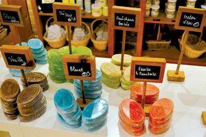 Thị trường xà bông thiên nhiên: Dễ làm, khó bán
