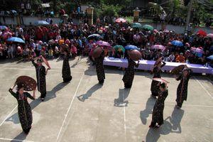 Nếp sống mới ở huyện biên giới Phong Thổ