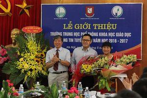 Hà Nội: Thành lập trường THPT chất lượng cao
