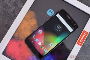 Trải nghiệm nhanh điện thoại Lenovo Moto G4 Plus, camera 16/5MP