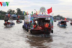 Văn hóa Chợ nổi Cái Răng trở thành di sản phi vật thể quốc gia