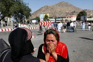 IS nhận trách nhiệm vụ tấn công khủng bố đẫm máu ở Kabul