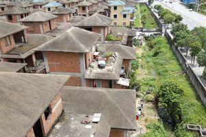 Xót xa gần 100 căn biệt thự bỏ hoang suốt 20 năm ở Trung Quốc