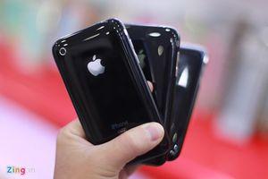 Hàng loạt iPhone 3GS mới tinh về Việt Nam, giá cực 'bèo'