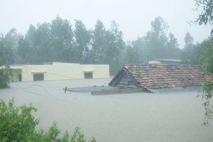 Bắc miền Trung thiệt hại nặng nề do mưa lũ