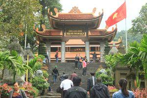 Một người tự thiêu ở Thiền viện Trúc Lâm Yên Tử