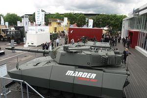 Lộ diện xe tăng hạng trung bí ẩn dành cho Indonesia