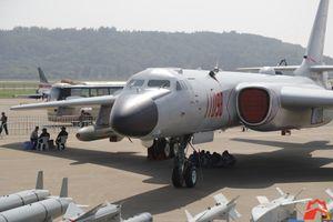 Giật mình kho vũ khí máy bay ném bom H-6K Trung Quốc