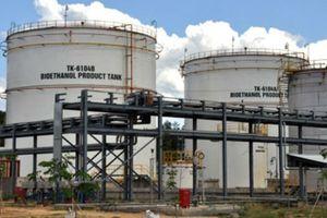 Hàng loạt sai phạm tại nhà máy Ethanol Dung Quất nghìn tỷ đã 'đắp chiếu'