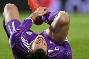 Gareth Bale và những ca chấn thương của Real từ đầu mùa giải 2016/17