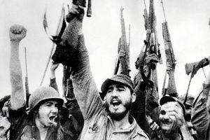 Cuộc đời nhà lãnh đạo Fidel Castro qua ảnh