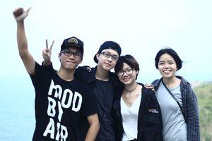 5 bạn trẻ biến Sài Gòn thú vị trong quyển sách