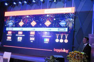 Đà Nẵng: Lễ hội pháo hoa quốc tế 2017 dự kiến thu hút 2 triệu lượt du khách