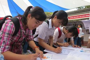 Hàng ngàn việc làm tết chờ sinh viên