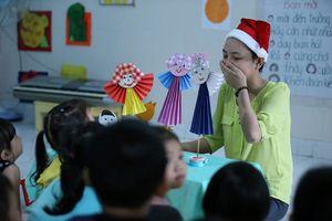 Một ngày giúp nữ 9X xinh đẹp bị ung thư máu thỏa ước mơ làm cô giáo