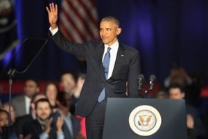 Di sản của Tổng thống Mỹ Barack Obama