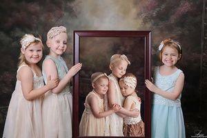 Cảm động truyện cổ tích của 3 bé gái 3 năm đánh bại ung thư
