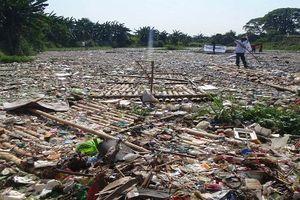 Chùm ảnh những dòng sông ô nhiễm nhất thế giới