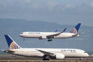 Máy bay United Airlines không được vào không phận Nga
