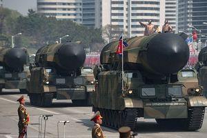 Tên lửa mới để lộ mục tiêu đáng sợ của Triều Tiên