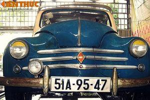 Ôtô taxi Renault 4CV 1954 'siêu hiếm' tại Sài Gòn