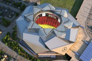 Choáng ngợp 'ngôi nhà mới' đẹp không tưởng của các CLB bóng đá