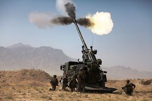 Pháp nâng cấp pháo tự hành CAESAR, mong VN mua?