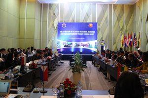 ASEAN họp Nhóm Công tác về Y dược cổ truyền và thực phẩm chức năng lần thứ 27