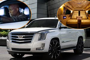 Soi 'chuyên cơ mặt đất' Cadillac của sao Fast & Furious