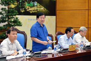 Phó Thủ tướng Trịnh Đình Dũng: Phấn đấu đạt chỉ tiêu tăng trưởng năm 2017 là 6,7%
