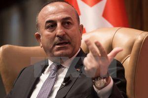 Thổ Nhĩ Kỳ đề xuất giúp giải quyết căng thẳng giữa Qatar và các nước