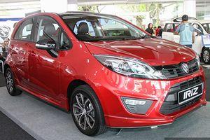 Ôtô Proton Iriz giá 233 triệu khiến người Việt phát thèm