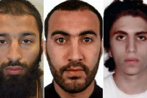Công bố danh tính 3 kẻ tấn công London