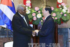 Việt Nam sẵn sàng làm hết khả năng để hỗ trợ Cuba