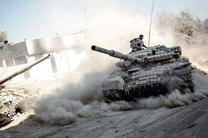 Quân đội Syria chiếm pháo đài cuối cùng ở Aleppo, IS chạy tán loạn