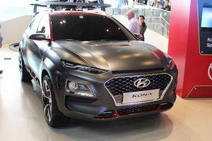 'Người sắt' Hyundai Kona 2017 phiên bản đặc biệt