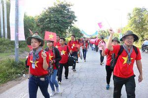 Hành trình 'Tuổi trẻ Kiên Giang - Vì biển, đảo quê hương'