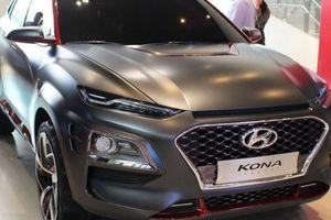 Hyundai Kona mới ra mắt có bản đặc biệt 'Iron Man'