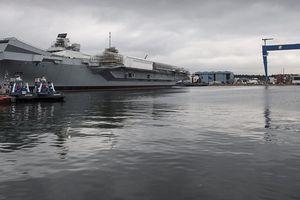 'Hàng không mẫu hạm mới của Anh sẽ bị Nga theo dõi'