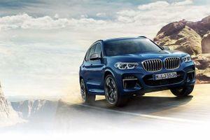 Hé lộ hình ảnh của BMW X3 hoàn toàn mới