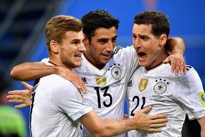 Đánh bại Chile, dàn sao trẻ Đức đăng quang Confeds Cup 2017