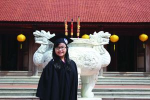 Học sinh Trường quốc tế Á Châu được 8 trường ĐH Mỹ cấp học bổng