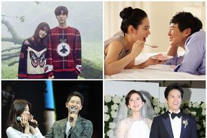 Những cặp đôi trên màn ảnh Hàn nên duyên ngoài đời thật