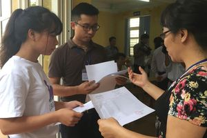 Nhiều trường ĐH phía Bắc tiếp tục thông báo điểm điều kiện xét tuyển