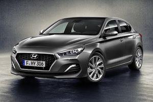 Coupe 5 cửa hạng C Hyundai i30 Fastback có gì hay?